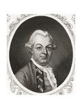 Simon Fraser of Balnain Giclee Print