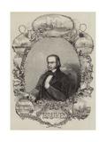 Isambard Kingdom Brunel Giclee Print