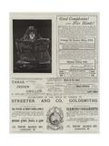 Page of Advertisements Gicléedruk