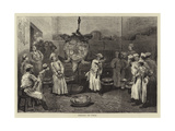 Beheading the Turtle Giclee Print