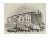 The Opera-House, Berlin Giclee Print