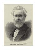 Sir Robert Rawlinson Giclee Print