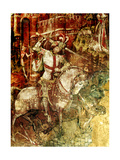 St. George and Dragon Giclee Print