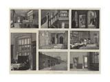 Old Charterhouse Giclée-trykk
