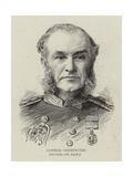 Admiral Codrington Giclee Print