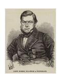 Lieutenant Hobson Giclee Print