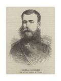 General Skobeleff Giclee Print
