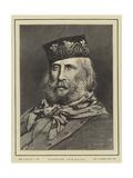 Giuseppe Garibaldi Giclee Print