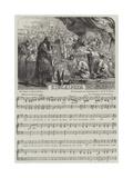 King Alfred Giclee Print