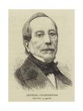 General Changarnier Giclee Print