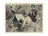 Music Hath Charms Giclee Print
