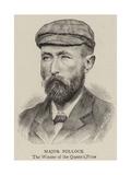 Major Pollock Giclee Print