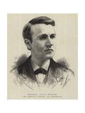 Thomas Alva Edison Giclee Print
