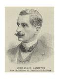 Lord Claud Hamilton Giclee Print