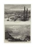 Franco-Prussian War Giclee Print
