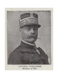 General Zurlinden Giclee Print