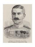 Major F R Wingate Giclee Print