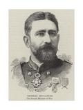 General Boulanger Giclee Print