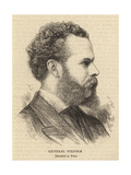 General Pierola Giclee Print