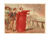 Siege of La Rochelle, 1627-1628 Giclee Print