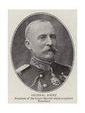 General Roget Giclee Print