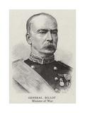 General Billot Giclee Print
