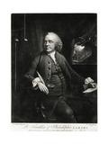 Benjamin Franklin, 1884-90 Giclee Print