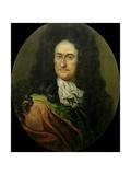 Gottfried Wilhelm Leibniz. C.1700 Giclee Print