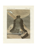 The Great Bell of Moscow Giclee Print