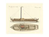 Steamboat Giclee Print