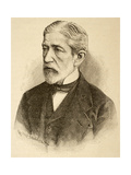 Hermann Von Mallinckrodt (1821-1874), German Parliamentarian Giclee Print