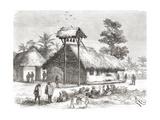 The Cathedral, Los Llanos, Venezuela Giclee Print