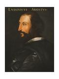 Portrait of the Poet Ludovico Ariosto Giclee Print