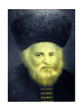 Rabbi Elijah Ben Solomon Giclee Print