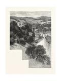 Nova Scotia, Bear River, Canada, Nineteenth Century Giclee Print