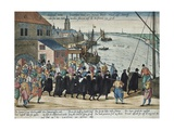 Expulsion of the Jesuits Giclee Print