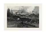 Nova Scotia, Acadia Mines, Canada, Nineteenth Century Giclee Print