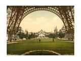 Champs De Mars, Exposition Universal, Paris, France, C.1890-C.1900 Giclee Print