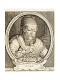 Archimedes the Mathematician and Physicist Giclee Print