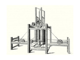 Mechanism of Miller Taylor and Symington's Steamboat's Engine Giclee Print