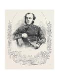 Major-General Windham, C.B., The Hero of the Redan Giclee Print