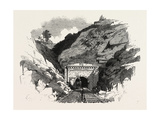 The Baltimore and Ohio Railway: Ringwood Tunnel, USA Giclee Print