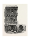 The Golden Roof Innsbruck, Austria, 19th Century Giclee Print