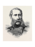 General Count Loris Melikoff the New Russian Dictator 1880 Giclee Print