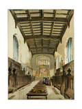 St. John's College Chapel Cambridge Cambridge University Uk Giclee Print