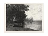 Lake Nipissing, Canada, Nineteenth Century Giclee Print