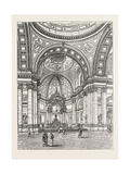 The New Oratory Church at Brompton: the Sanctuary Giclee Print
