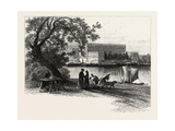 The Royal Palace, Stockholm, Sweden, 19th Century Giclee Print