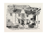 The Chartreuse or Charterhouse in London Giclee Print