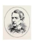 The Late Mr. W.H. Seward Giclee Print
